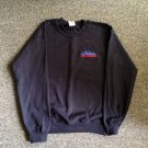 Navy Crew Neck Sweatshirt (sizes S, L, XL)