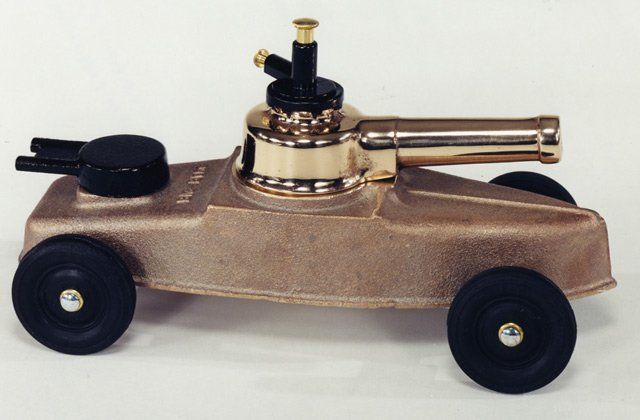 MOTOR TANK 5TR RED BRASS -  $219.95 - FREE SHIPPING - DISCOUNT GIFTS ONLINE