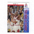 MICHAEL JORDAN 93-94 UPPER DECK #201