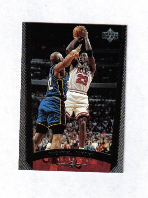MICHAEL JORDAN 98-99 UPPER DECK #230U