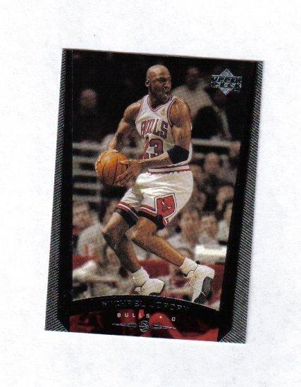 MICHAEL JORDAN 98-99 UPPER DECK #230O