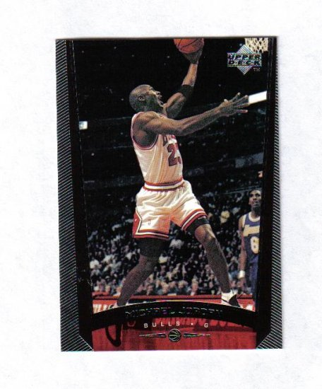 MICHAEL JORDAN 98-99 UPPER DECK #230P