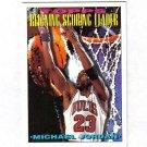 MICHAEL JORDAN 93-94 TOPPS SCORING LEADER #384