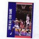 MICHAEL JORDAN 91-92 FLEER ALL STAR #238
