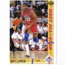 MAGIC JOHNSON 91-92 UPPER DECK ALL STAR #57