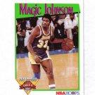 MAGIC JOHNSON 91-92 HOOPS #321