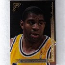 MAGIC JOHNSON 95-96 TOPPS GALLERY THE MASTERS #6