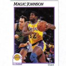 MAGIC JOHNSON 91-92 HOOPS #101