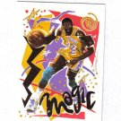 MAGIC JOHNSON 90-91 HOOPS #367