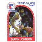 MAGIC JOHNSON 89-90 HOOPS ALL STAR #166