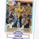 MAGIC JOHNSON 90-91 FLEER #93
