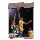 MAGIC JOHNSON 91-92 HOOPS SUPREME COURT #473