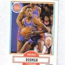DENNIS RODMAN 90-91 FLEER #59