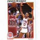DENNIS RODMAN 91-92 HOOPS #64