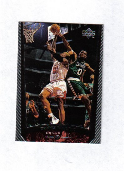 DENNIS RODMAN 98-99 UPPER DECK #24