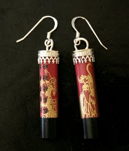 CS1 Chop Stick earrings