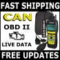 OBD II CAN Auto Scanner OBD2 Code Reader Scan Tool B