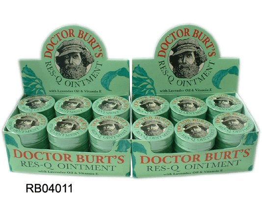 Burt's Bees Res Q Oinment Works on skin problem scars
