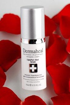Luxury Lip Serum with Hyaluronic Acid EGF etc. reducing fine lip lines