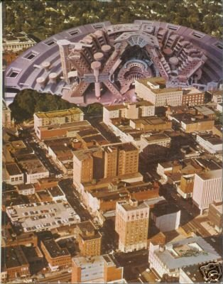 THE NORTH AMERICAN CITY By Yeates and Garner