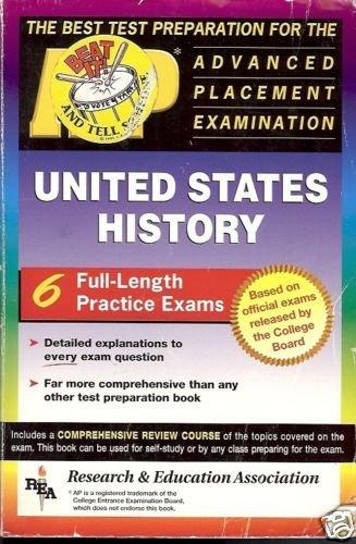 UNITED STATES HISTORY BEST TEST PREPARATION ADVANCED PL