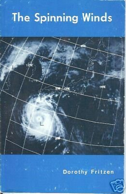 TYPHOONS SPINNING WINDS 1972 FIRST EDITION FRITZEN