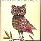 ARISTOTLES JOHN HERMAN RANDALL, JR