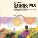 MACROMEDIA STUDIO MX STEP BY STEP PROJECTS FOR MACROMED