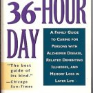 THE 36 HOUR DAY By Mace and Rabins