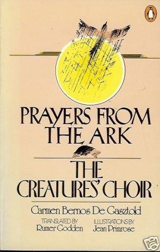 PRAYERS FROM THE ARK THE CREAUTRES' CHOIR