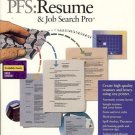 PFS: RESUME & JOB SEARCH PRO Users Guide