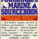 MARSHALL'S MARINE SOURCEBOOK By Roger Marshall
