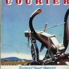 COURIER Britain's finest magazine 1957