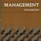 MANAGEMENT fifth edition By Flippo and Munsinger