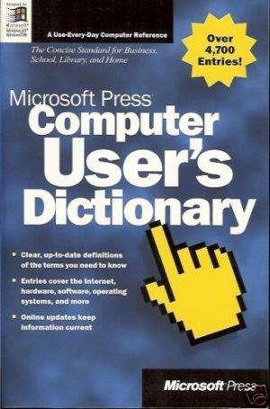 COMPUTER USER'S DICTIONARY MICROSOFT PRESS
