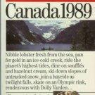 BIRNBAUM'S CANADA 1989 Travel Guide