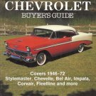 CHEVROLET BUYER'S GUIDE covers 1946-72