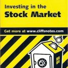 CLIFFSNOTES INVESTING IN THE STOCK MARKET your shortcut