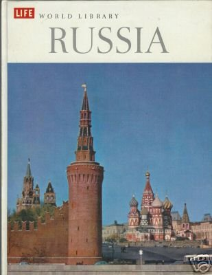 RUSSIA life world library By Charles W. Thayer 1962