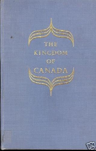 THE KINGDOM OF CANADA