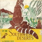 ANIMALS OF THE SOUTHWEST DESERT By George Olin