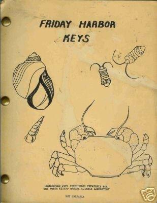 FRIDAY HARBOR KEYS Marine Science North Kitsap 1968