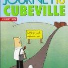 JOURNEY TO CUBEVILLE a Dilbert book  By Scott Adams