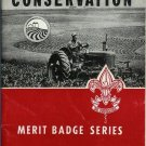 SOIL AND WATER CONSERVATION Merit Badge Series BSA 1965