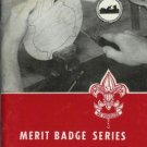 WOODWORK Merit Badge Series BSA 1964