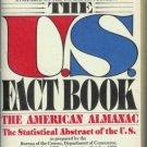 1976 THE U.S. FACT BOOK the American Almanac