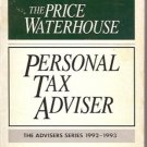 THE PRICE WATERHOUSE PERSONAL TAX ADVISER