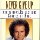 RICHARD SIMMONS NEVER  GIVE UP inspirations