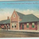 GREAT NORTHERN PASSENGER DEPOT BELLINGHAM WASHINGTON PC