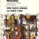 MODERN MUSIC A POPULAR  GUIDE TO GREATER MUSICAL ENJOYM